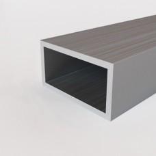 Алюминиевая труба прямоугольная 40х30х4