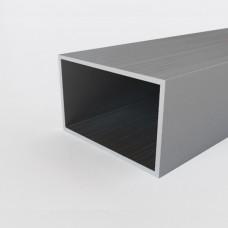 Алюминиевая труба прямоугольная 60х30х2 - БП 00181 1