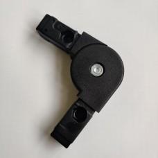 Соединитель регулируемый для квадратной трубы 25х25х1,5 мм, угол 0-180 11113 1