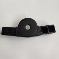 Соединитель регулируемый для квадратной трубы 20х20х1,5 мм, угол 0-180 11112 1