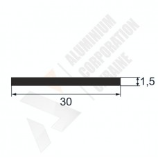 Алюминиевая полоса <br> 30х1,5 - АН 00273 1