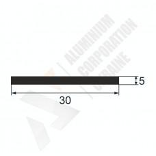 Алюминиевая полоса 30х5 1808 1