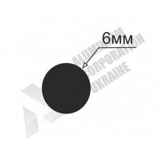 Алюминиевый пруток 6мм - БП 1758 1