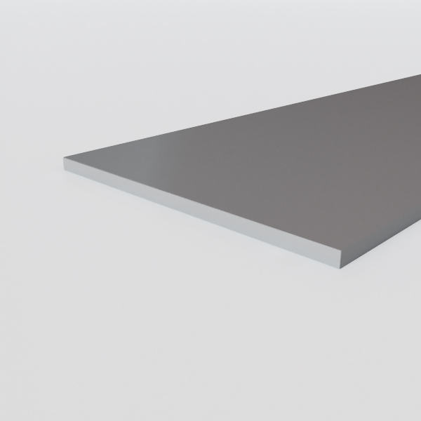 Алюминиевая полоса 120х5