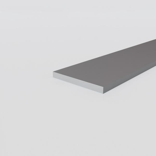 Алюминиевая полоса 40х4