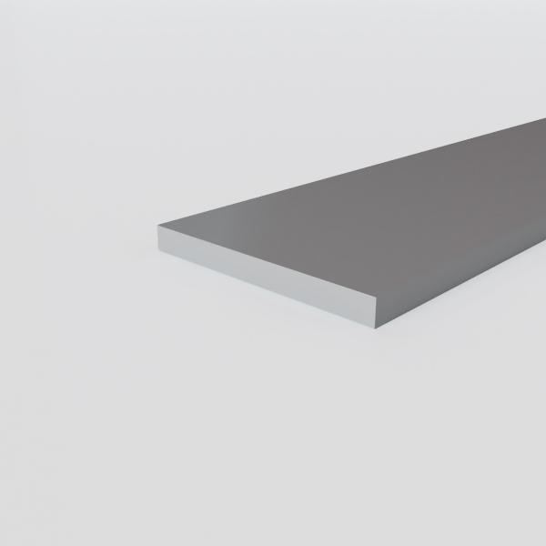 Алюминиевая полоса 60х6