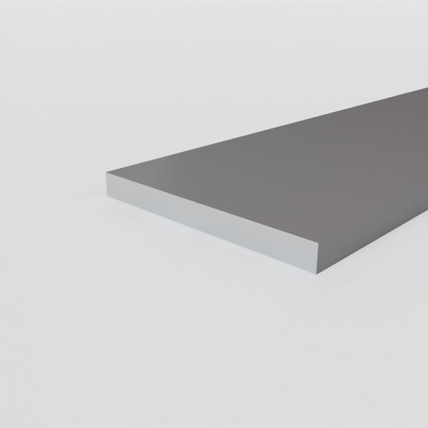 Алюминиевая полоса 80х8
