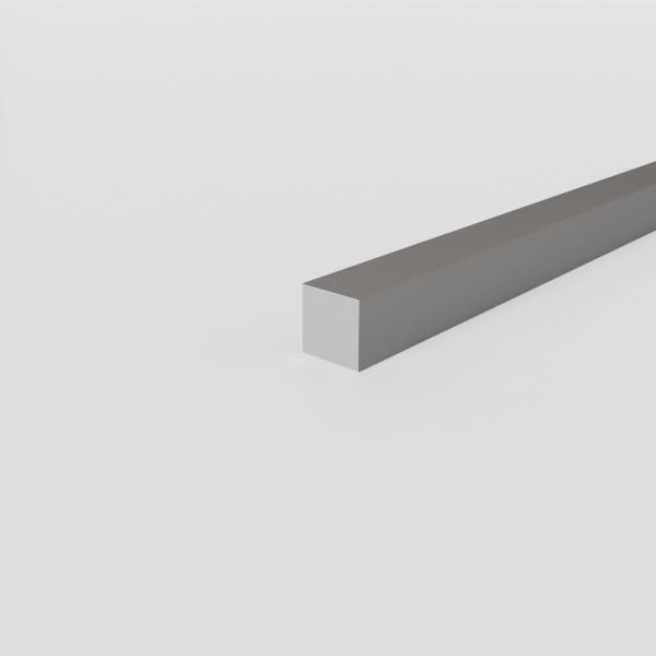 Алюминиевая полоса 10х10 - АН 00229