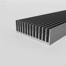 Алюминиевый профиль радиаторный <br> 122х38 - БП БПО-1909 1