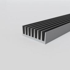 Алюминиевый профиль радиаторный 72х26 - БП 01006 1