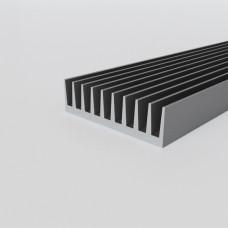 Алюминиевый профиль радиаторный 92х26 - БП БПО-1906 1