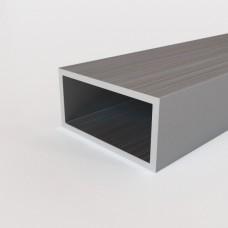 Алюминиевая труба прямоугольная 40х20х2