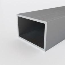 Алюминиевая труба прямоугольная 60х40х3 - БП 00266 1