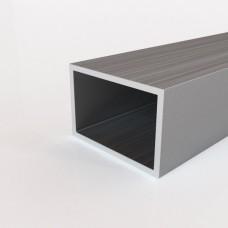Алюминиевая труба прямоугольная 30х20х1,2 - АН 00065 1