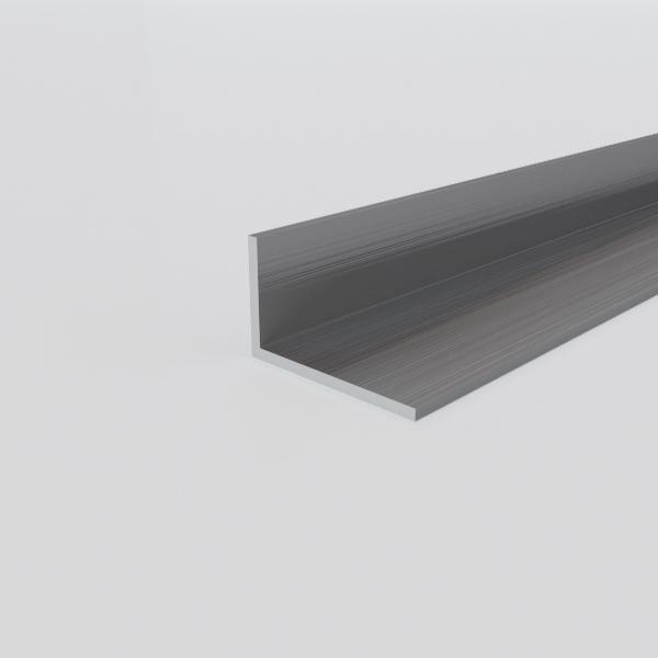 Уголок алюминиевый 25х15х1.5