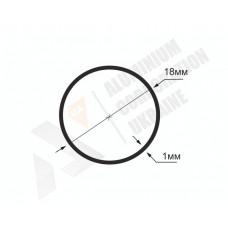 Алюминиевая труба круглая <br> 18х1 - БП Б-0827-139 1