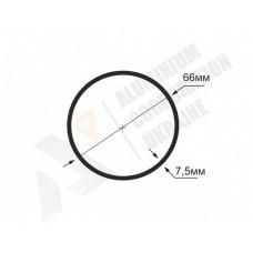 Алюминиевая труба круглая <br> 66х7,5 - БП PL-1347-662 1