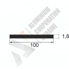 Аюминиевая полоса <br> 100х1,8 - АН SX-WM3109-655 1