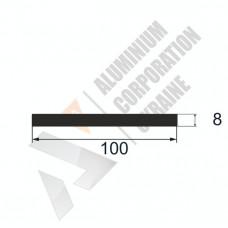 Аюминиевая полоса <br> 100х8 - АН БПО-1666-673 1