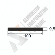 Аюминиевая полоса <br> 100х9,5 - АН ОК-313-677 1