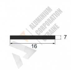 Аюминиевая полоса <br> 16х7 - АН АК-12358-112 1