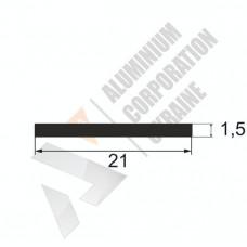 Аюминиевая полоса <br> 21х1,5 - АН АК-12372-182 1