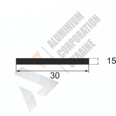 Алюминиевая полоса <br> 30х1,5 - БП 00609 1