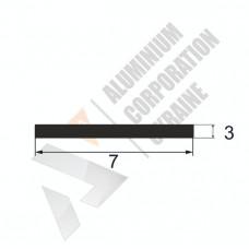 Аюминиевая полоса <br> 7х3 - АН АК-12345-3 1