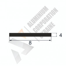 Аюминиевая полоса <br> 8х4 - АН АК-12346-9 1