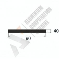 Аюминиевая полоса <br> 90х40 - АН БПО-0458-651 1