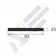 Аюминиевая полоса <br> 93х23 - АН ПАС-0495-653 1