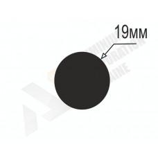 Алюминиевый пруток <br> 19мм - АН 8085-31 1