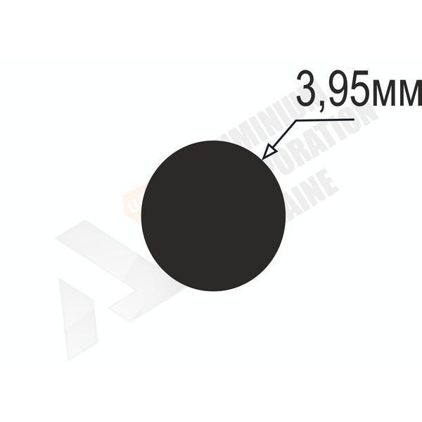 Алюминиевый пруток | 3,95мм - БП 21-0004
