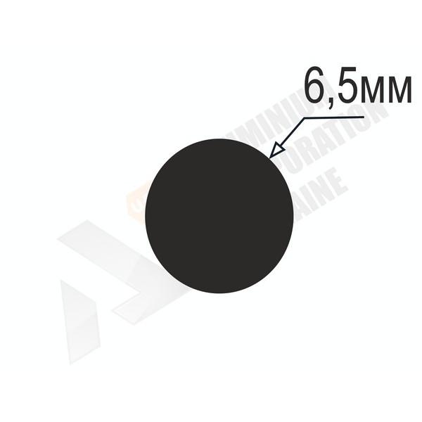 Алюмінієвий пруток | 6,5мм - БП 21-0011