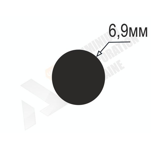 Алюминиевый пруток | 6,9мм - БП БПО-0278-16
