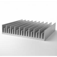 Алюминиевый профиль радиаторный 120х26 - БП 2381 1