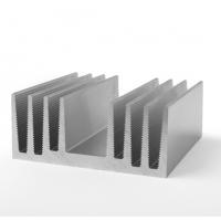 Алюминиевый профиль радиаторный 83х35