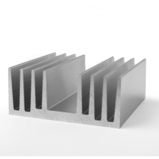 Алюминиевый профиль радиаторный 83х35 - БП АПМ-830 1
