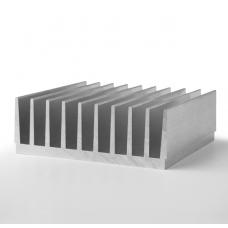 Алюминиевый профиль радиаторный 94х33 - БП ПАС-345 1