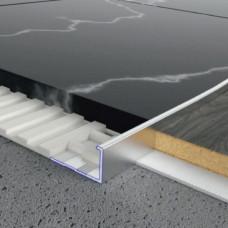 Алюминиевый профиль L-образный 11мм х 20мм, прямой. 5404 1
