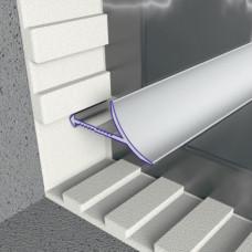 Алюминиевый профиль внешний угловой 8,5мм 5408 1