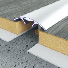 Алюминиевый порог 28 мм гладкий 5102 1