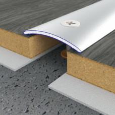 Алюминиевый порог 30 мм гладкий 5103 1