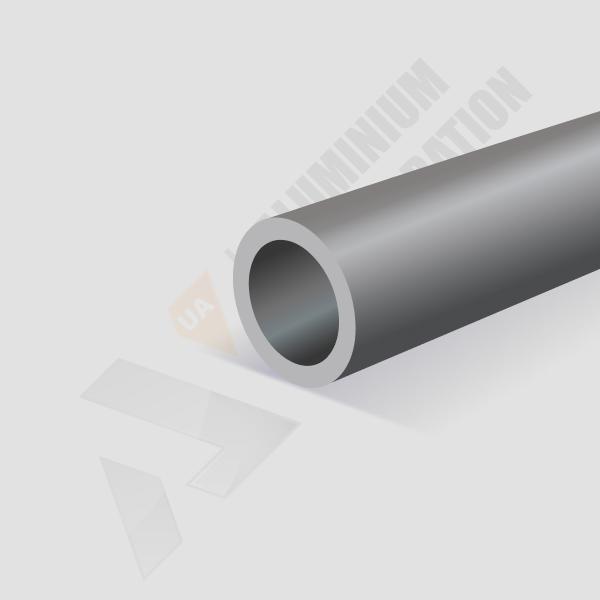 Алюминиевая труба круглая 14х3