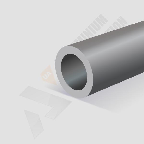 Алюминиевая труба круглая 22х4