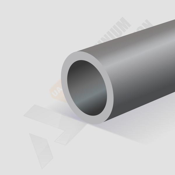 Алюминиевая труба круглая 26х3,5