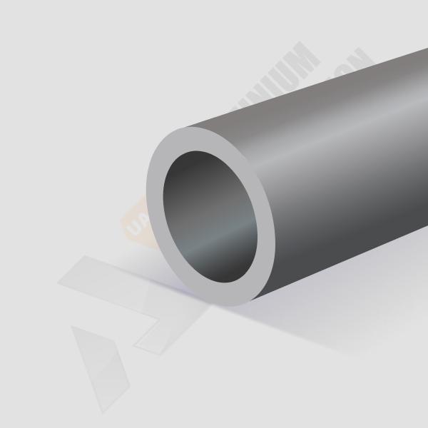 Алюминиевая труба круглая 28х4
